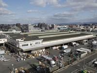 福岡市中央卸売市場青果市場