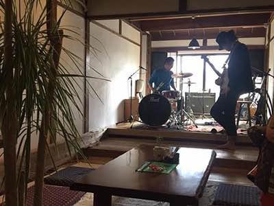 糸島のスタジオ GreenCoad