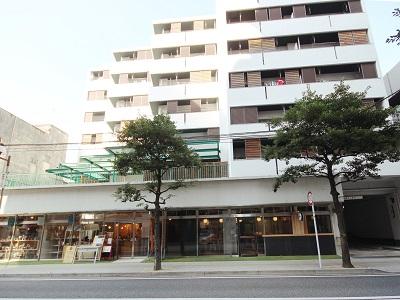 DIYできるオフィス&住まいがある新高砂マンション