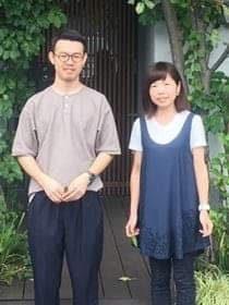 前田 由季子/本田 悠人