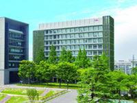 福岡大学 商学部棟 2号館
