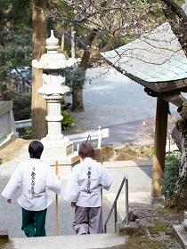 篠栗四国霊場をつなぐ人たち